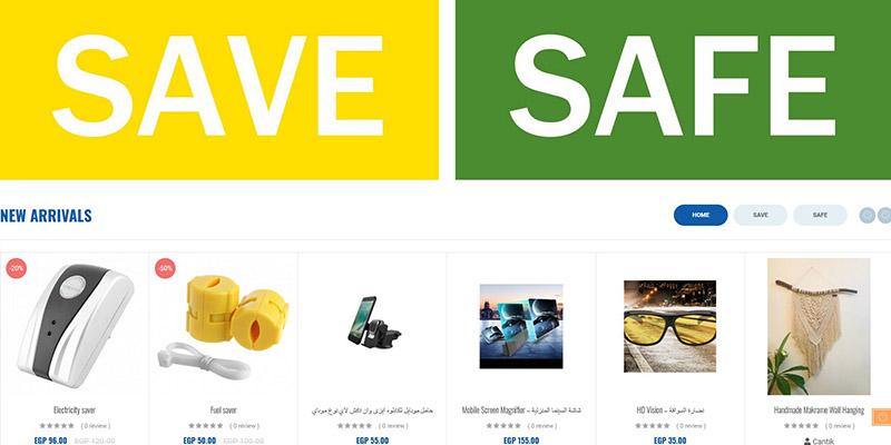 2 8 - Save & Safe -