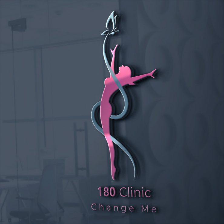 180 clinic optimized 740x740 - تصميم الهويات التجارية -