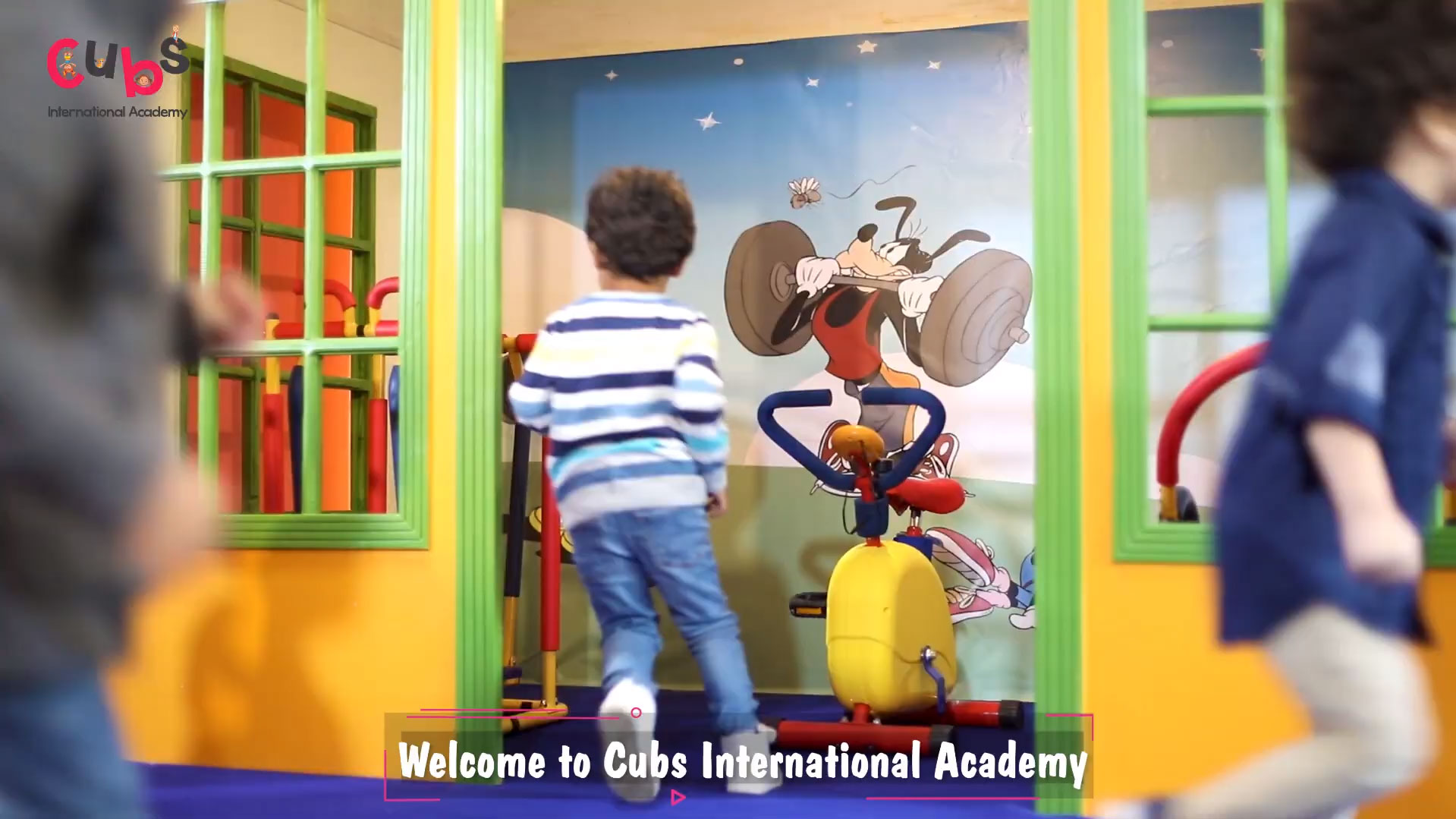 Cubs International Academy - إنتاج الفيديوهات -