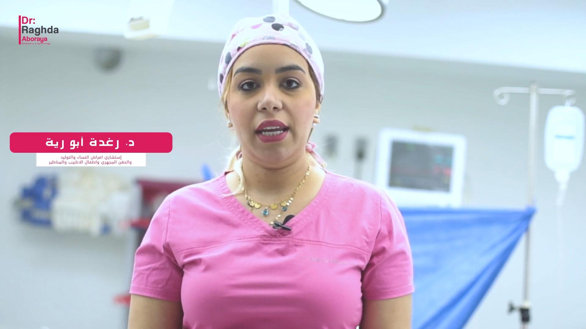 Dr Raghda Aboraya - إنتاج الفيديوهات -