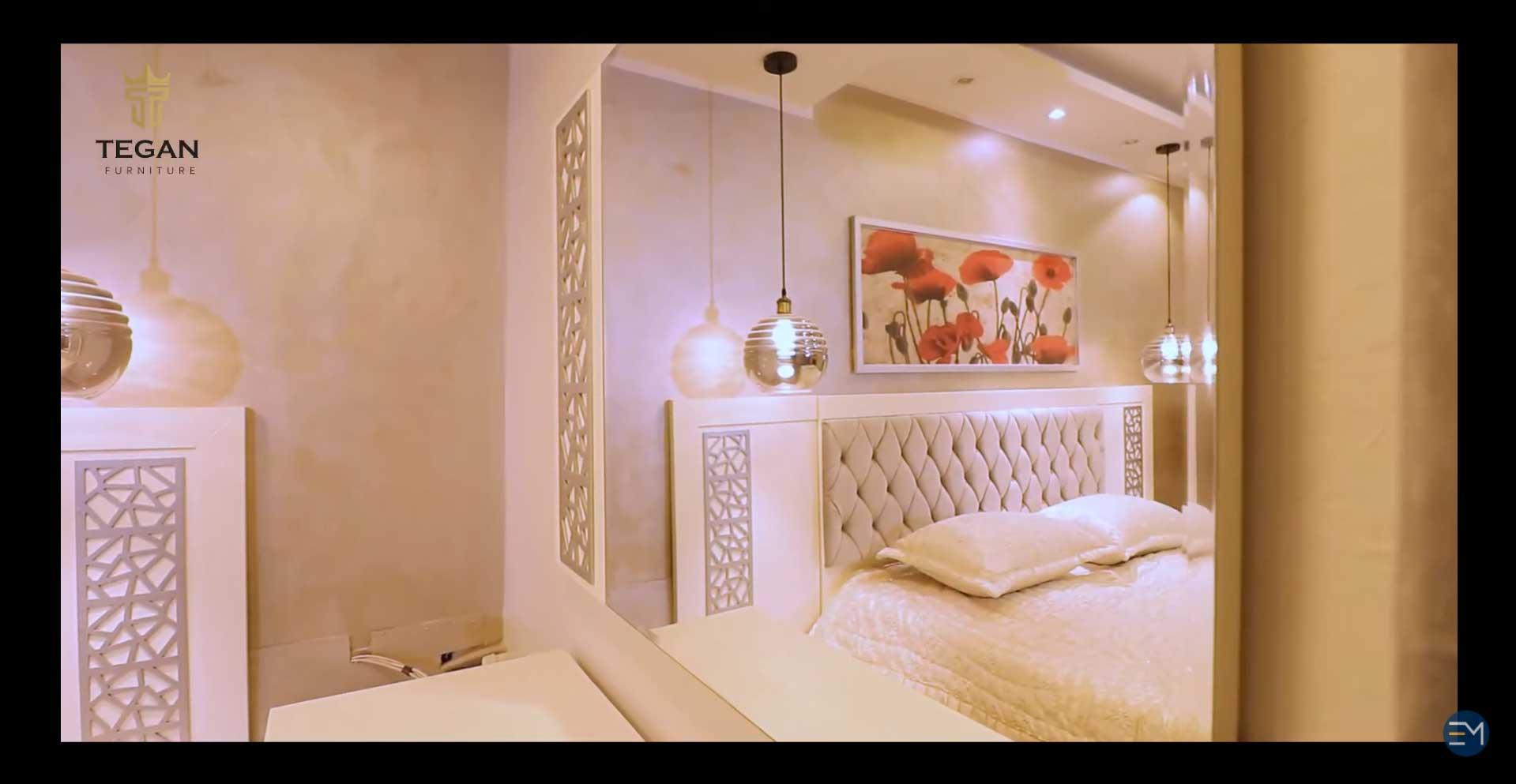 Tegan Furniture 2 - إنتاج الفيديوهات -