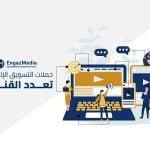 حملات التسويق الإلكتروني   تعدد القنوات
